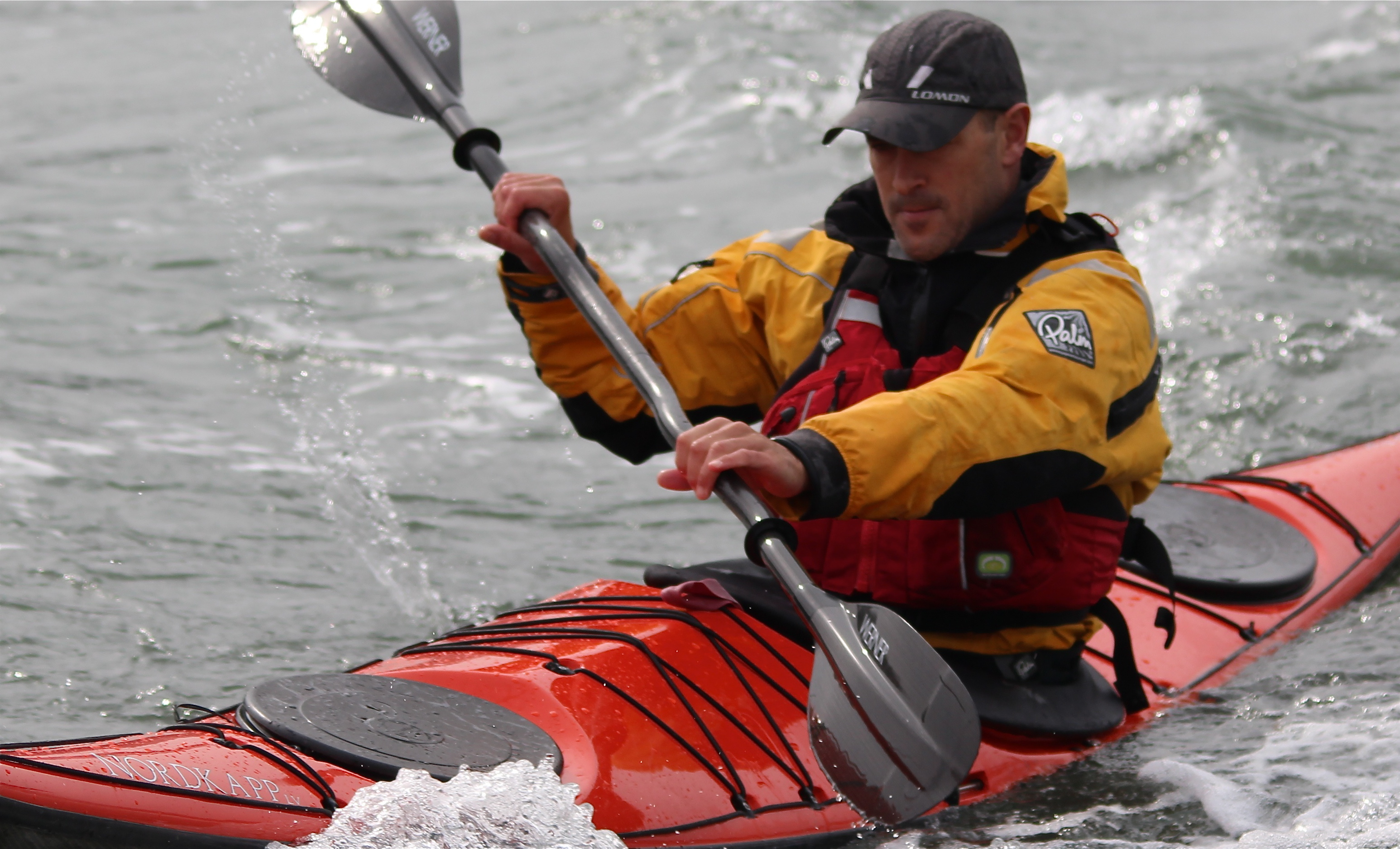 Kayak Essentials BCU 4 Star sea kayak traning Anglesey